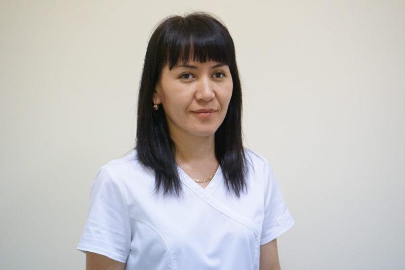 Садыкова Дамира Тургунбаевна